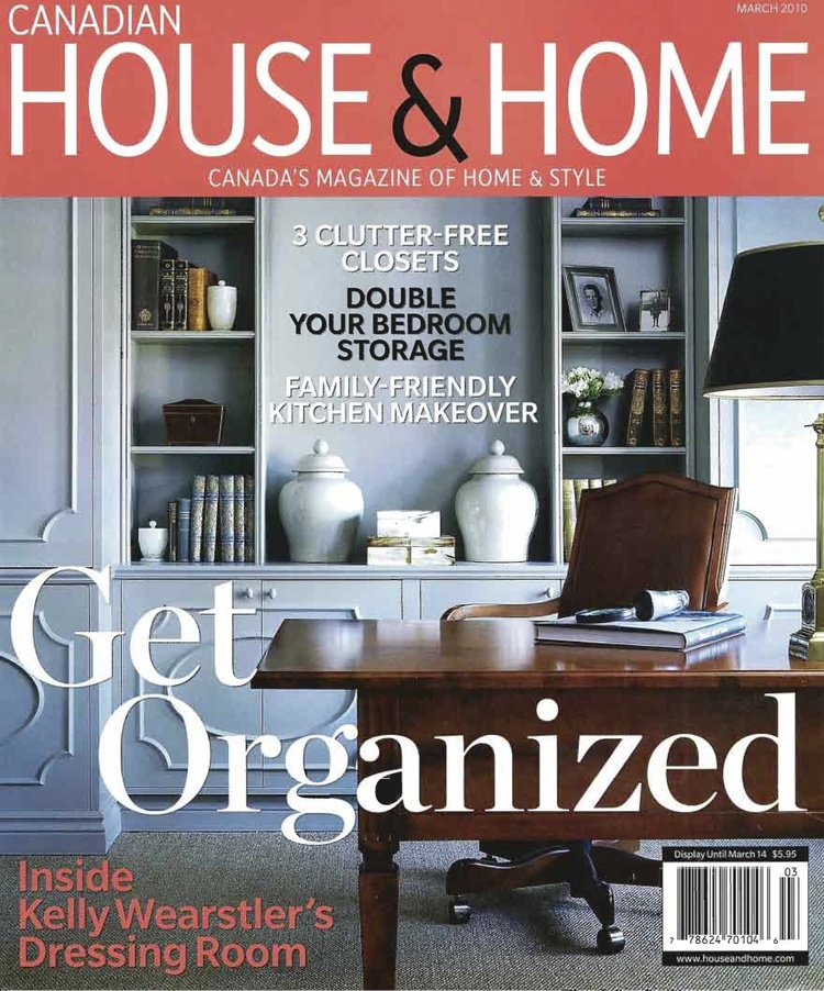 house and home magazine - muti kitchen and bath | toronto and oakville