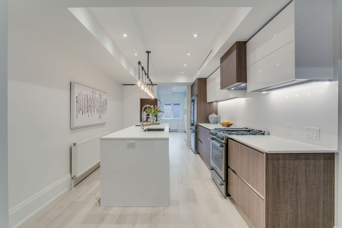 Palmerston Avenue Modern Kitchen Muti Kitchen And Bath